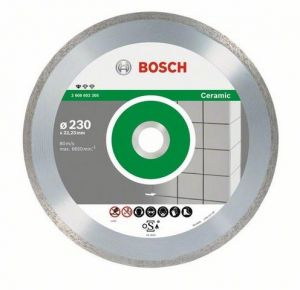 Disc Diamantat PROFESIONAL for Ceramic,D=110mm