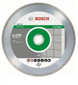 Disc Diamantat PROFESIONAL for Ceramic,D=180mm
