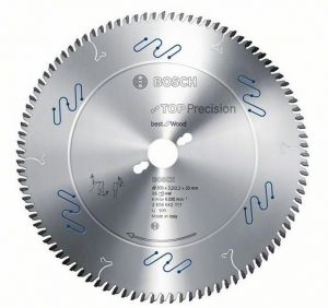 DISC TOP PRECISION  250x30mm